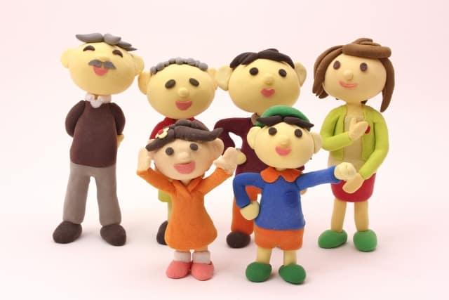 家族クレーンゲーム