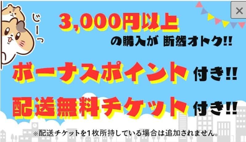 クレーンゲーム鑑定団NEO配送チケット